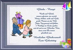... Grußkarten Geburtstag Text 2