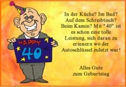 Lustige Bilder Zum 40 Geburtstag Mann Witzige Violalalacole Web