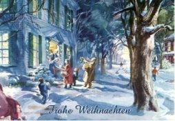 Weihnachtskarten - Weihnachtskarten drucken gratis ...